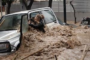 dissesto idrogeologico, alluvione