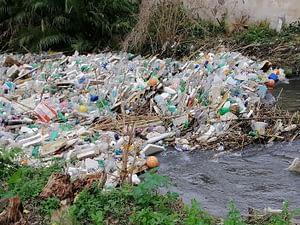 inquinamento acque dei fiumi