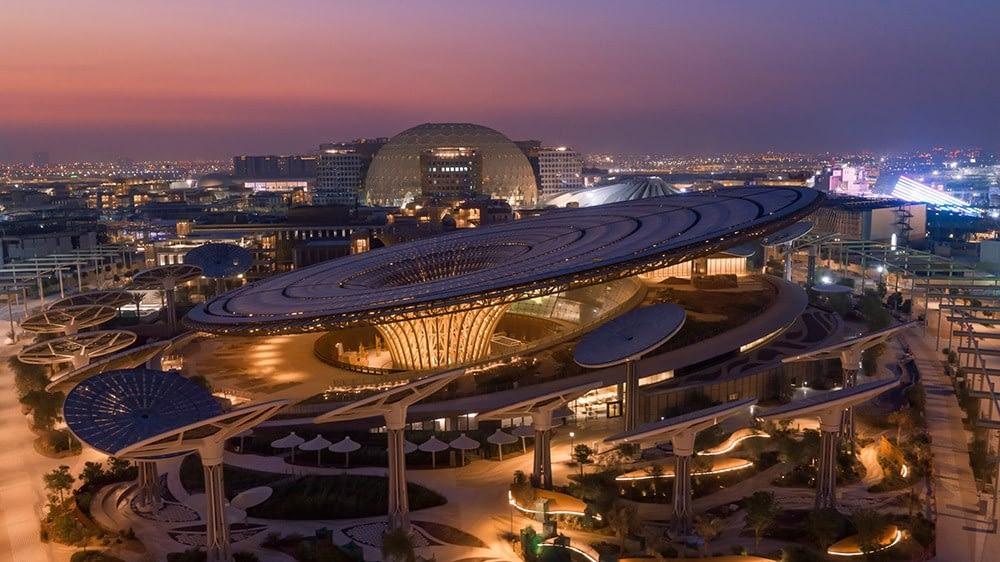 Expo Dubai 2020 - bosco tecnologico