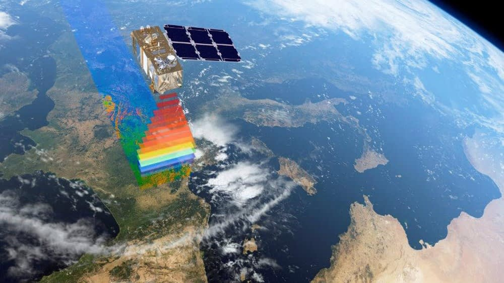 Italia - Un satellite Sentinel 2 utilizzato per scandagliare anche gli incendi sul tutto il tewrritorio