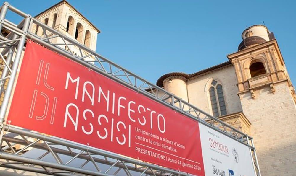 transizione verde - manifesto di Assisi