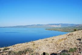 Goletta dei Laghi: lago di Varano