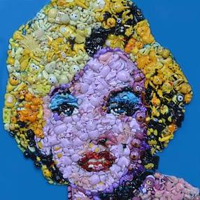 Lady Be- Marylin Monroe