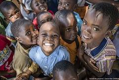 ecosistemi, bambini africani a rischio