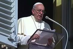 Papa Francesco - Angelus
