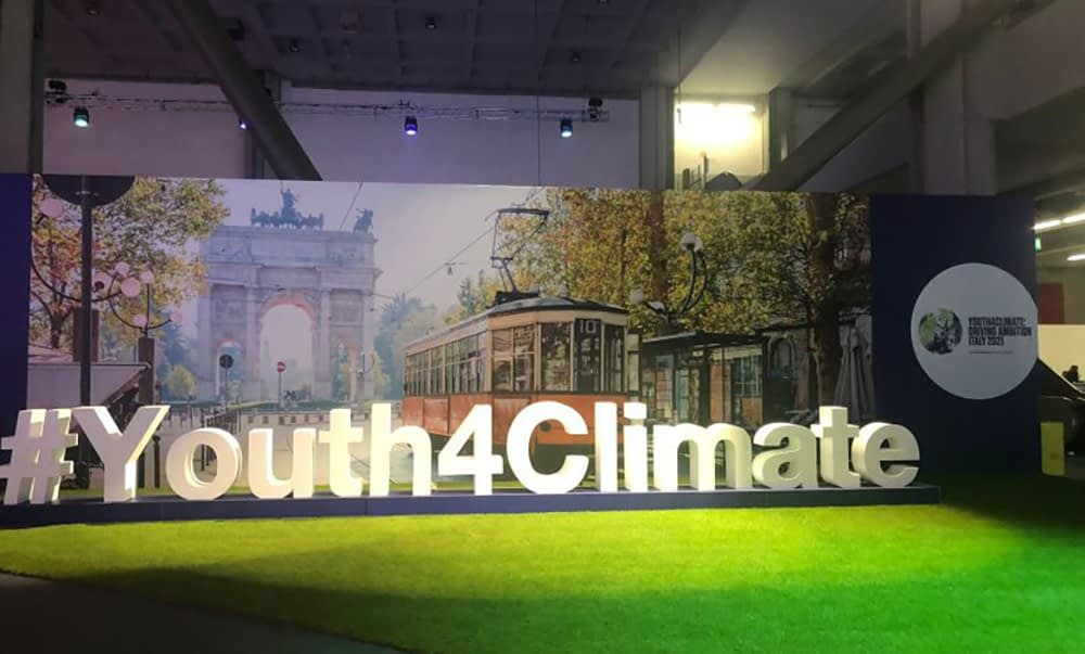 Mario Draghi - Youth4climate