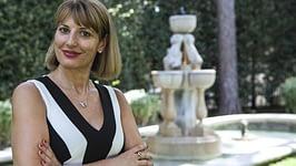 giovani - Jill Morris, ambasciatore Gran Bretagna a Roma