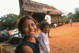 In Amazzonia vivono cento popoli indios