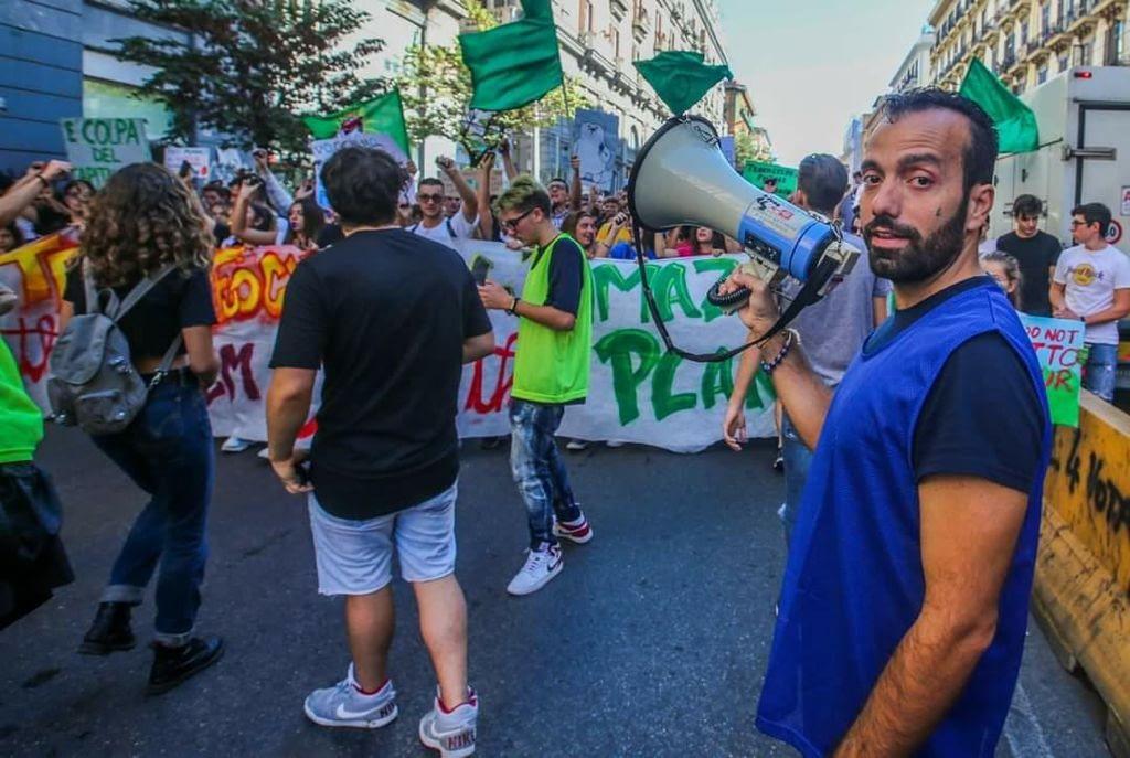 attivisti di Let's do il!Italy