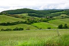 Gran tour Val Merse - Toscana