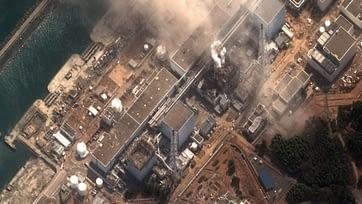 acqua radioattiva riversata in mare dalla centrale nucleare di Fukushima