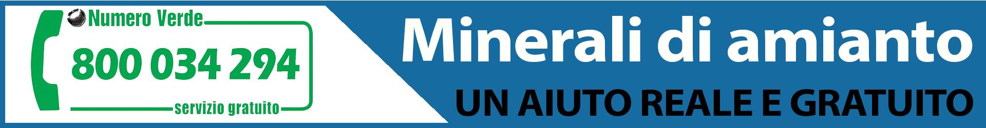 Minerali di amianto