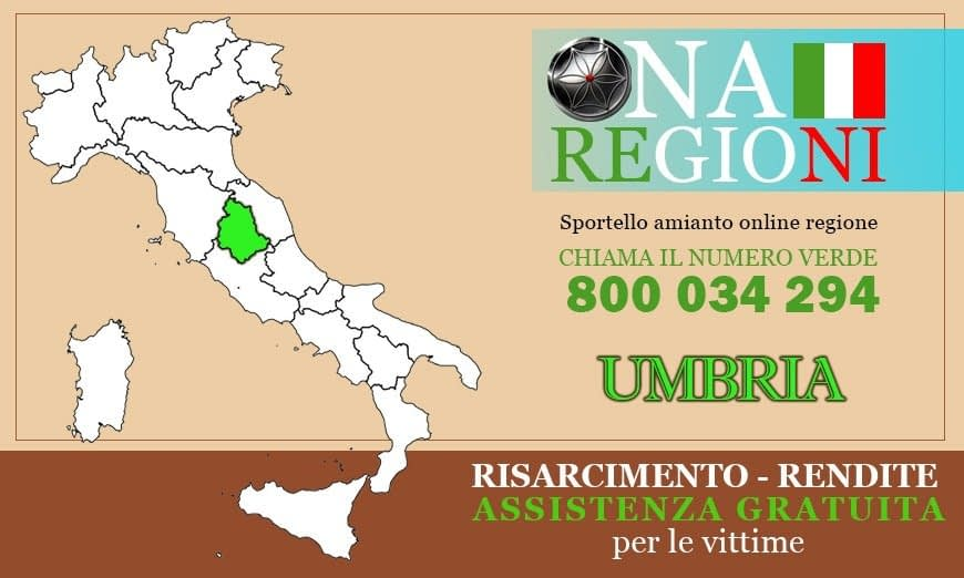 Osservatorio Nazionale Amianto Umbria