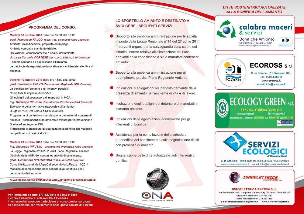 Comitato ONA Cosenza