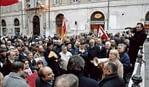 Manifestazione Osservatorio Nazionale Amianto