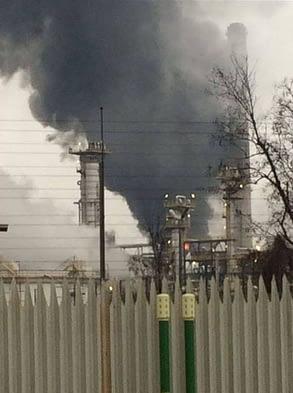 Incidente raffineria di Sannazzaro de Burgondi