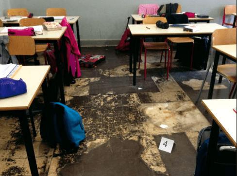 Scuola rischio amianto