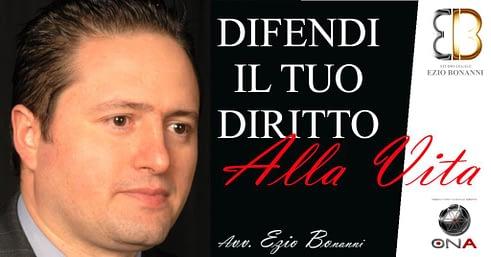Diritto alla vita - lotta contro l'amianto Avv. Ezio Bonanni