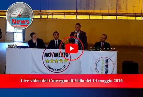 Live video del Convegno di Volla del 14 maggio 2016