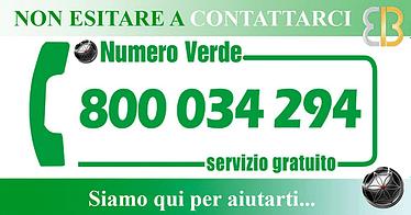 numero verde ONA
