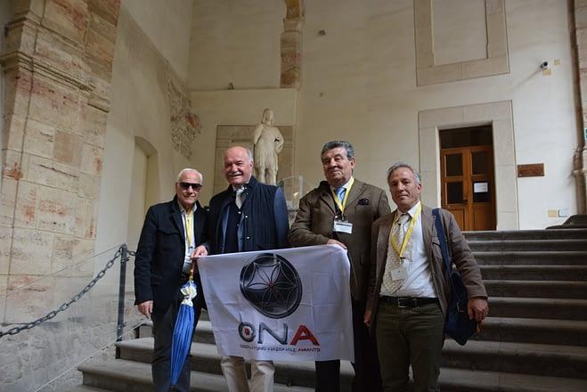 Parte della Delegazione ONA