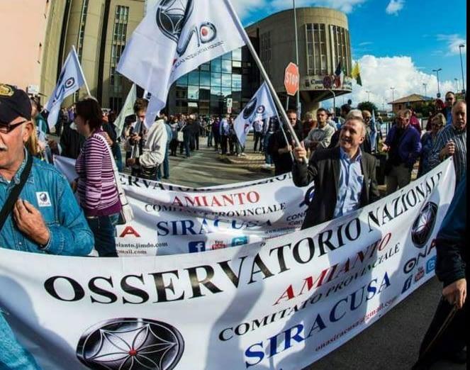 Amianto: la Sicilia si mobilita