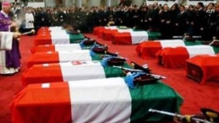 Vittime del dovere parificate alle vittime del terrorismo
