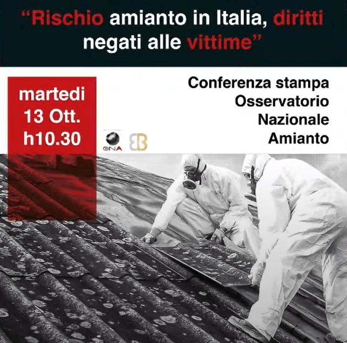 Rischio amianto in Italia, diritti negati alle vittime