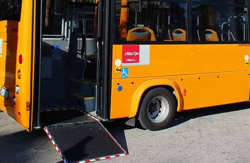 Trasporti disabili