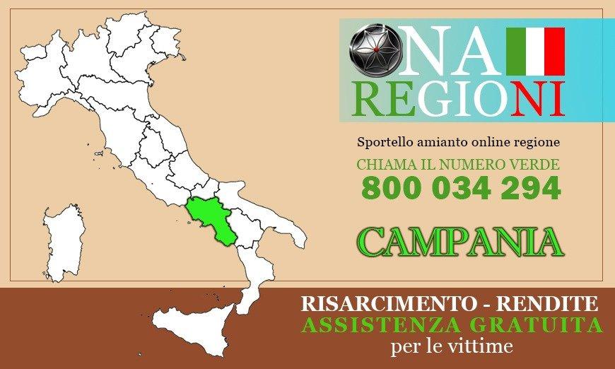 Osservatorio Nazionale Amianto Campania