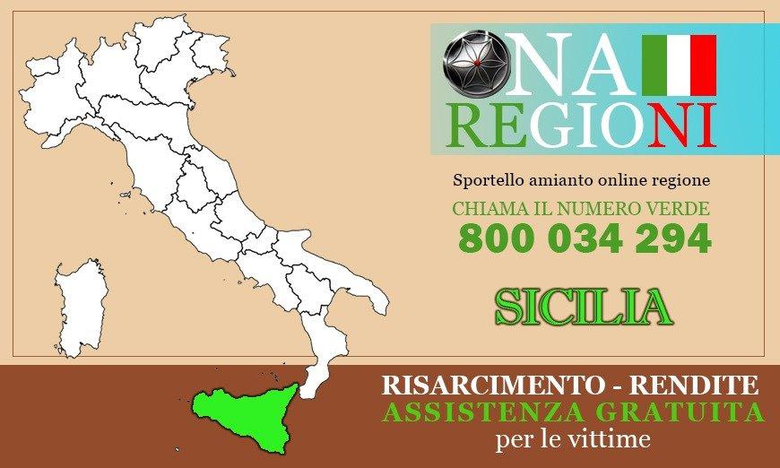 Osservatorio Nazionale Amianto Sicilia