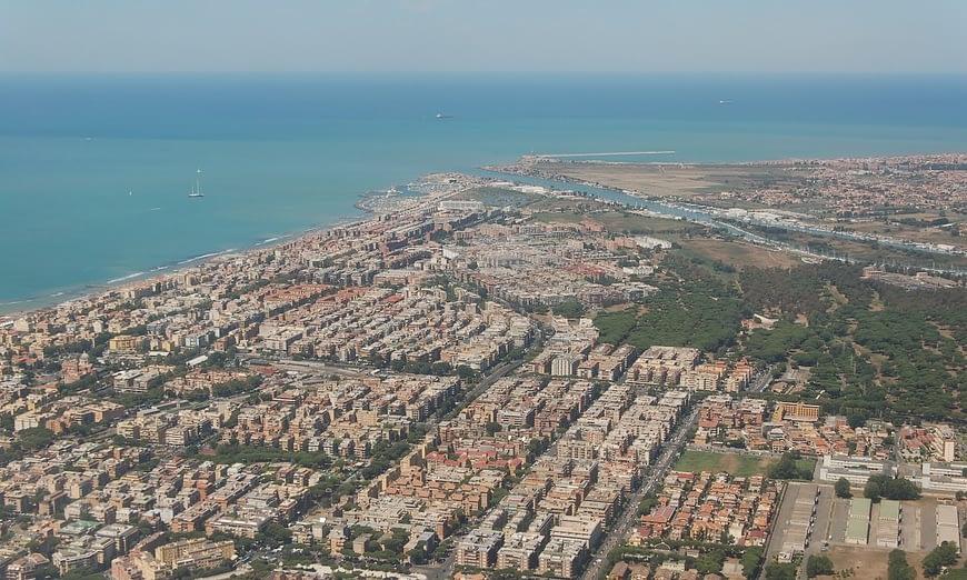 Taranto e Ostia