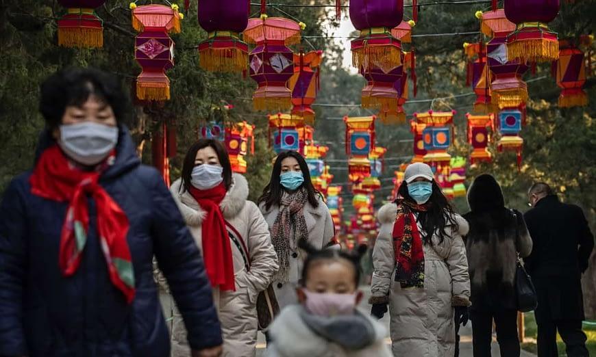 coronavirus capodanno cinese