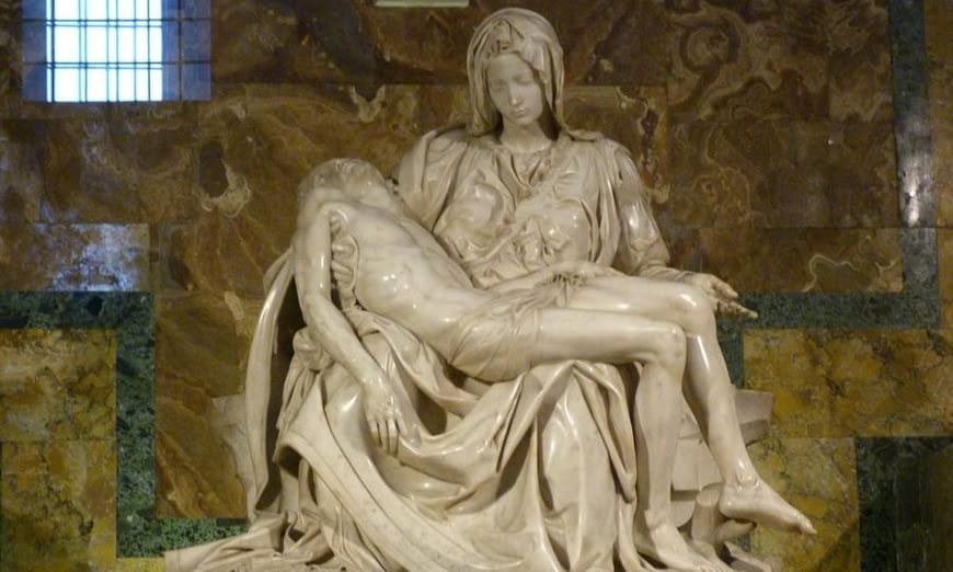 L'arte, la pietà e il contagio