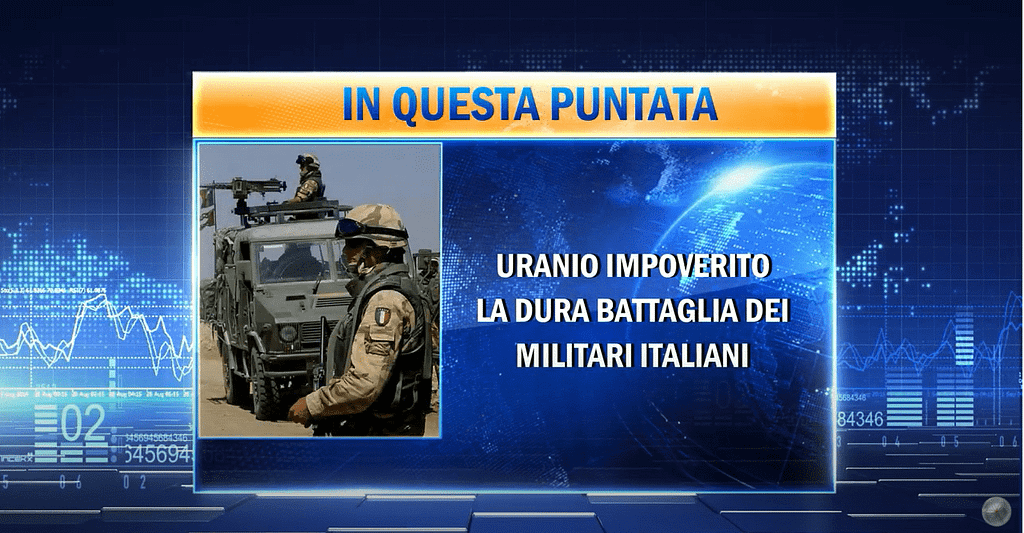 ONA News: Uranio impoverito