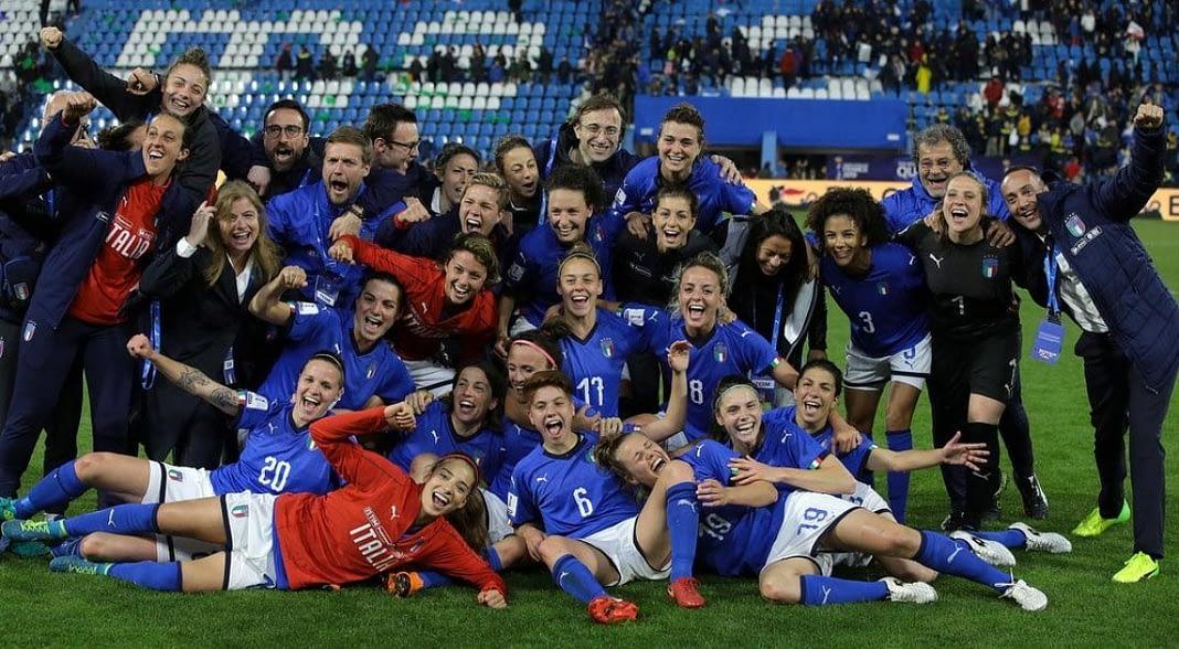 Nazionale Italia Femminile