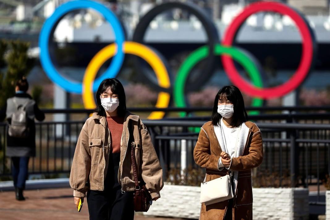 Olimpiadi Coronavirus