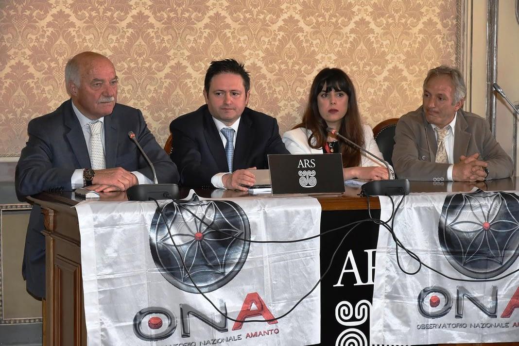 amianto Sicilia mobilitazione ONA
