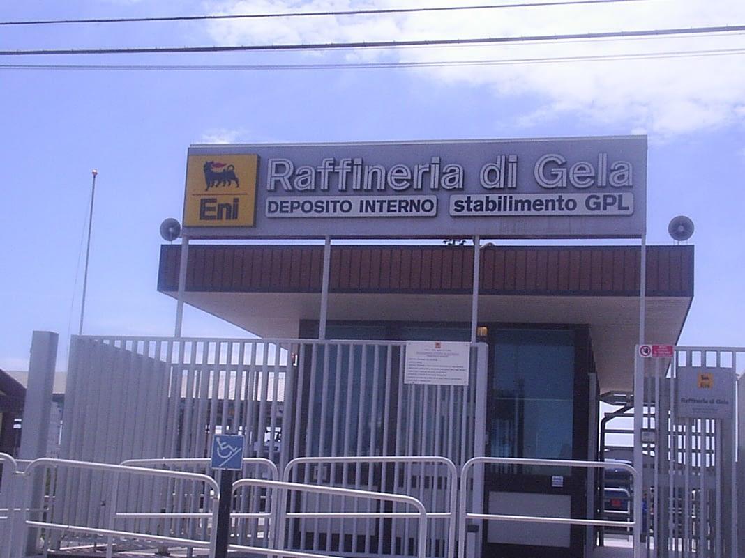 Raffineria di Gela