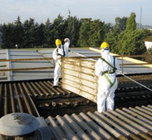 Progettazione bonifica amianto