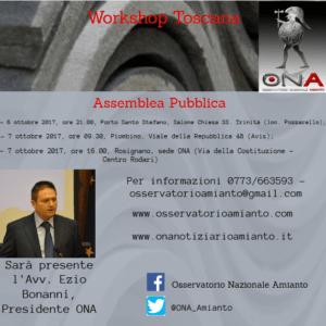 Workshop Toscana