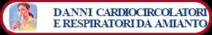 Danni cardiocircolatori e respiratori da Amianto - Osservatorio Nazionale Amianto