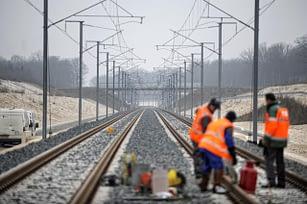 Lavoratori delle ferrovie