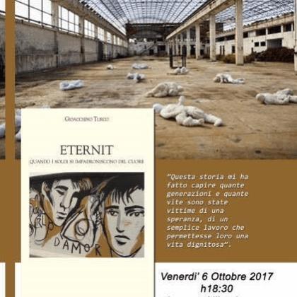 Libro Eternit