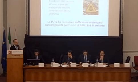 Osservatorio Nazionale Amianto Toscana, oratori