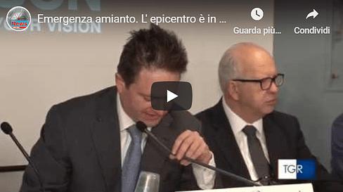 Puglia risarcimento danni amianto