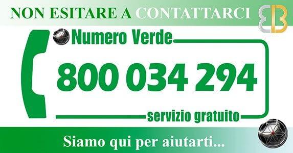 Amianto: numero verde