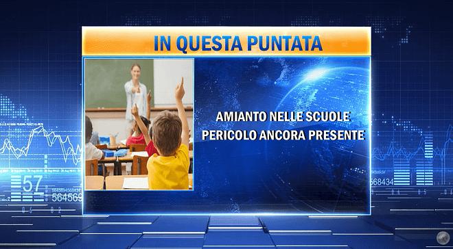 scuole amianto news ona tv