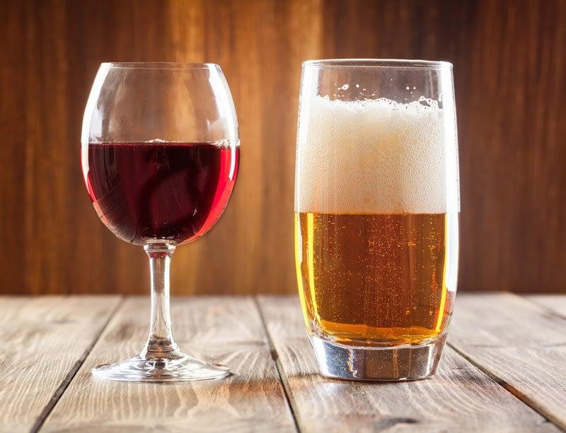 Amianto nelle bevande