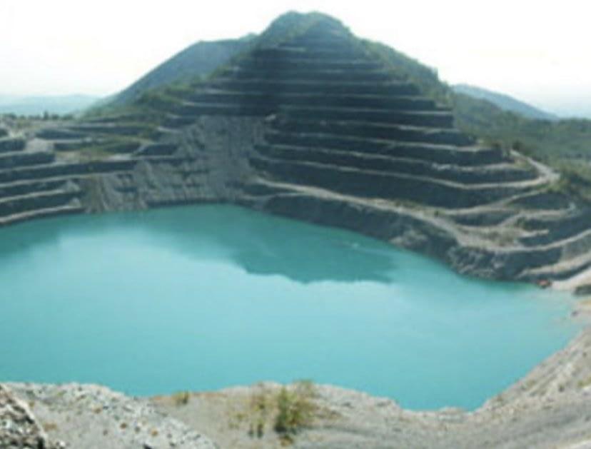 Amiantifera di Balangero miniera amianto